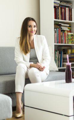 Anna Englisz, dietetyk, blogerka