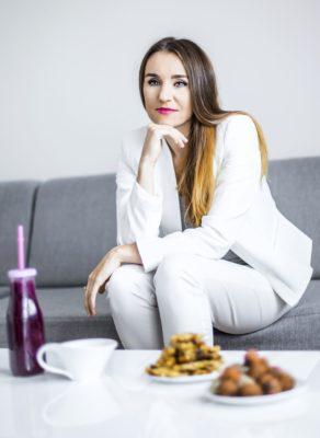 Anna Englisz, www.napolslodko.com