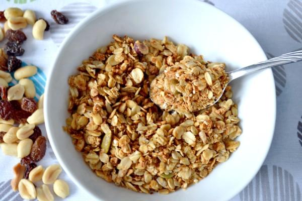 Ulubiona granola cukrzyka 2