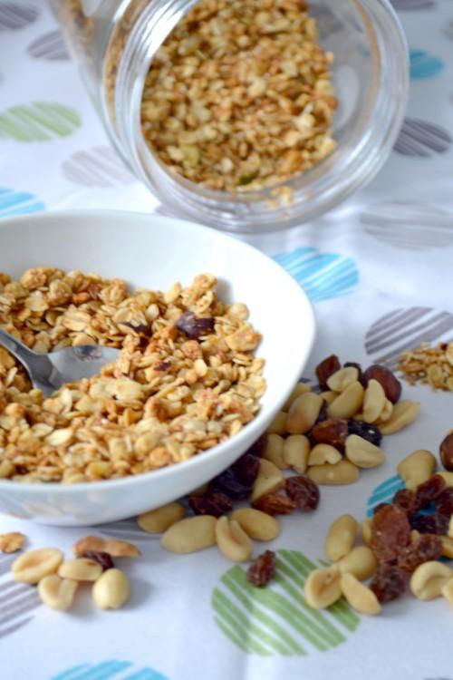 Ulubiona granola cukrzyka