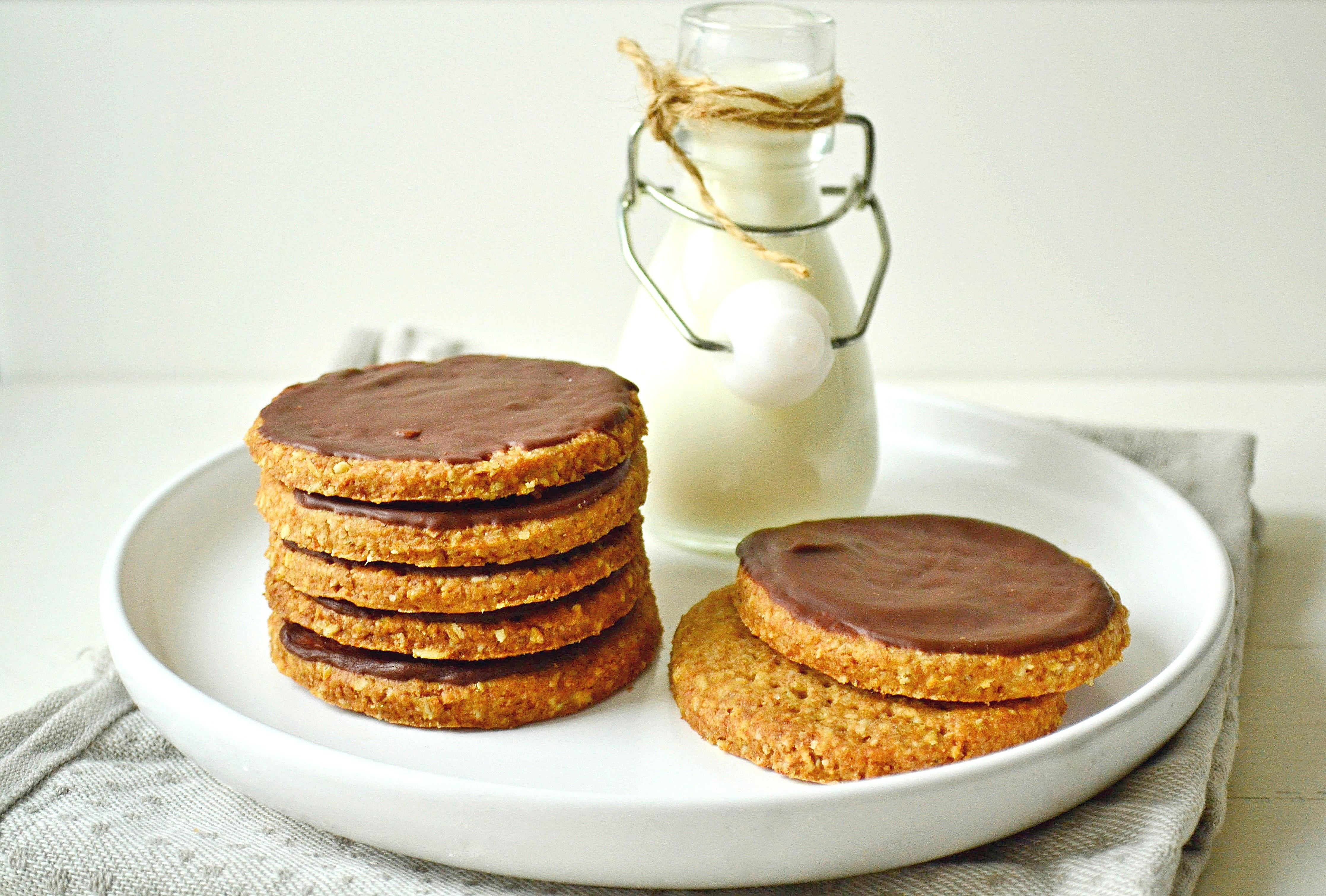Razowe ciastka digestive bez cukru3