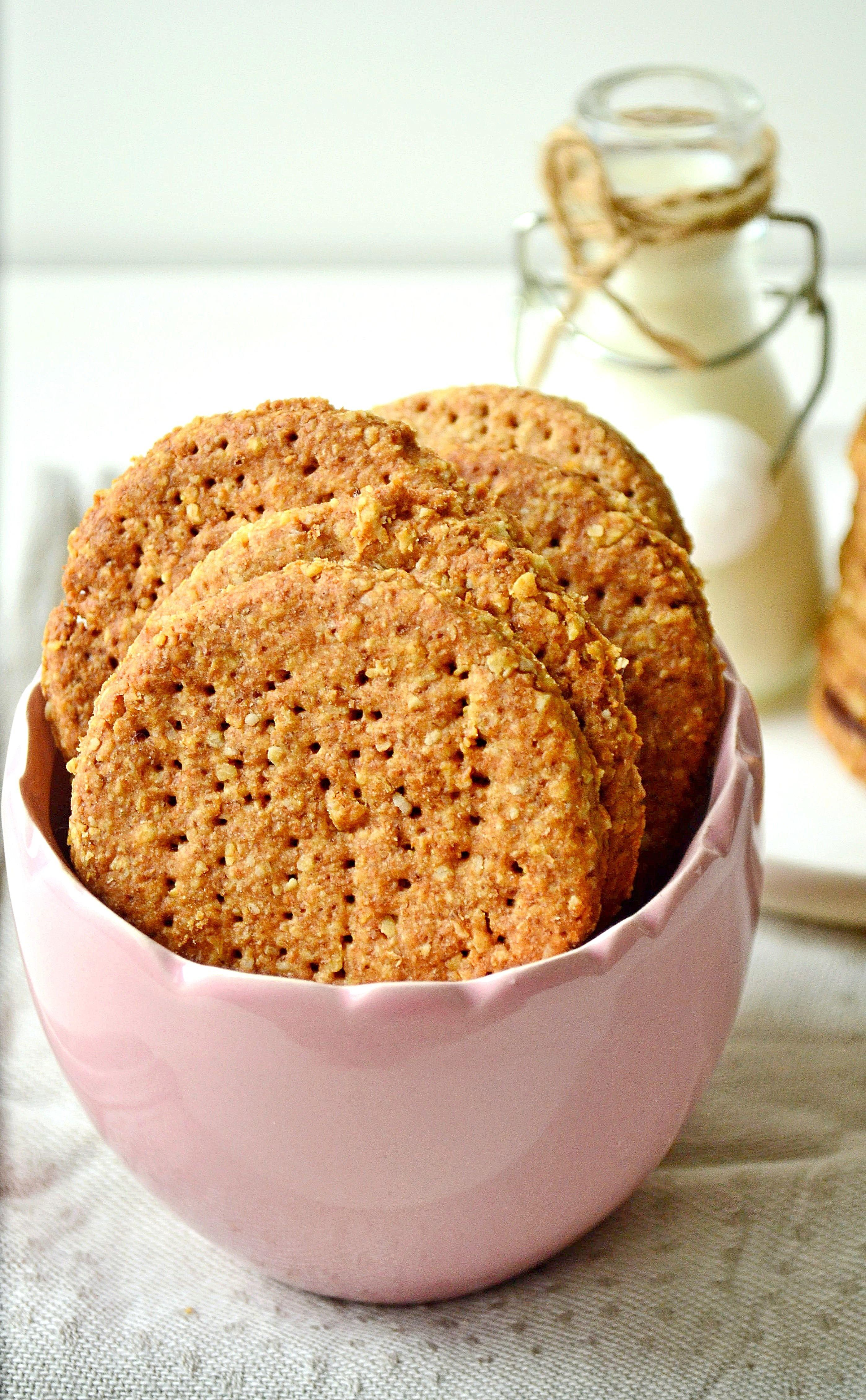 Razowe ciastka digestive bez cukru4