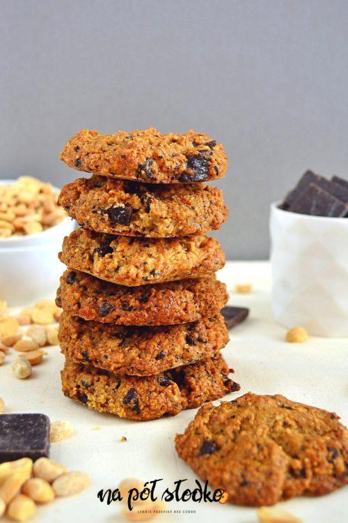 Ciastka a`la pieguski bez cukru, mleka i glutenu