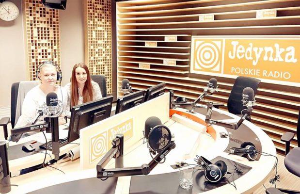 Polskie radio - Anna Englisz i Sława Bieńczycka