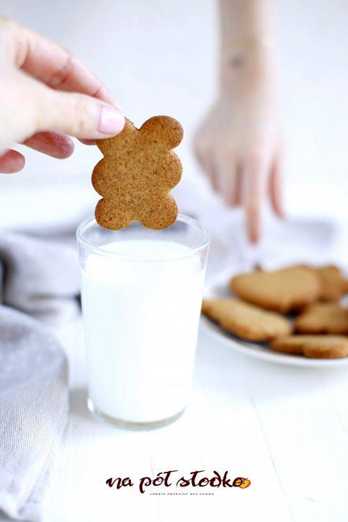 Ciastka maślane bez cukru